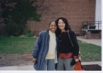 With Tania Leon at Oberlin